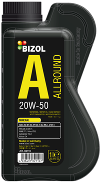 BIZOL Allround 20W-50