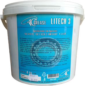 AC Grease LITECH 3