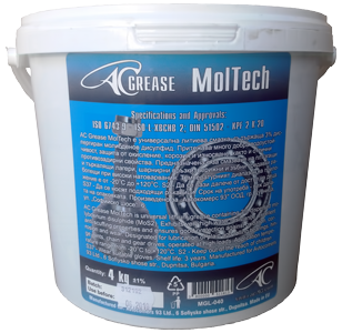 AC Grease MOLTECH
